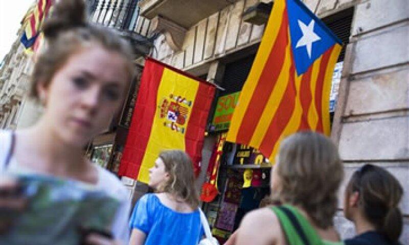 Cataluña es una comunidad autónoma con un fuerte sentimiento nacionalista. (Foto: AP)