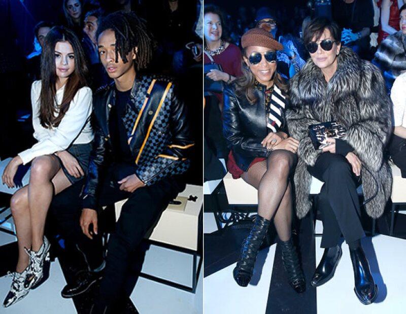 Selena Gomez, Kris Jenner y Jaden Smith fueron otras de las celebridades que disfrutraon del evento.