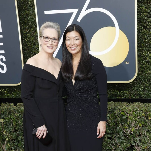 75th Golden Globe Awards at the Beverly Hilton Hotel, Beverly Hills, USA - 07 Jan 2018