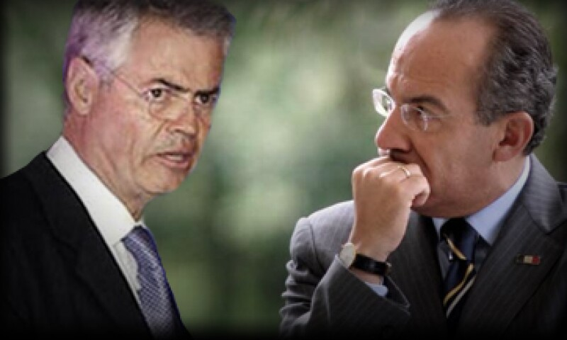 El Gobierno de Felipe Calderón ha mostrado cierta coordinación sólo hasta que Joaquín Vargas les acusó de presiones. (Foto: Especial)