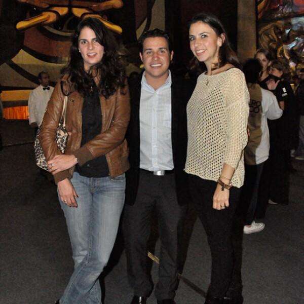 Ana Cristina Guillen,Rodrigo Redondo y Regina del Valle