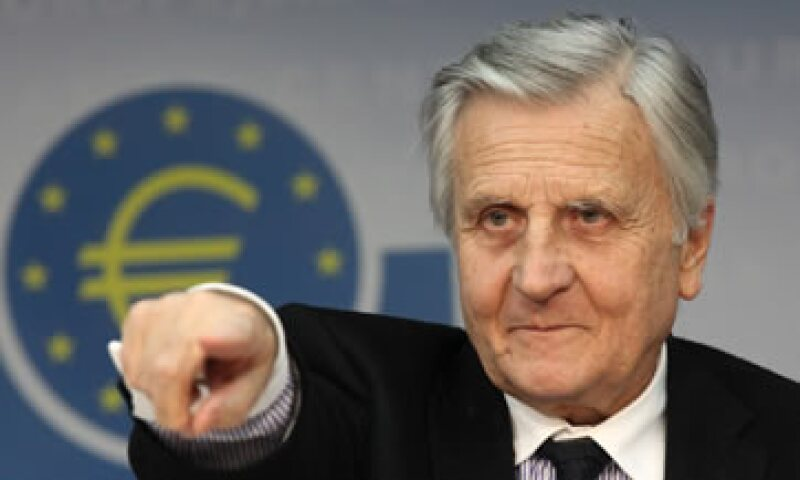 Jean-Claude Trichet consideró como absolutamente decisivo consolidar y reforzar la calidad y la credibilidad de la estrategia italiana. (Foto: Reuters)