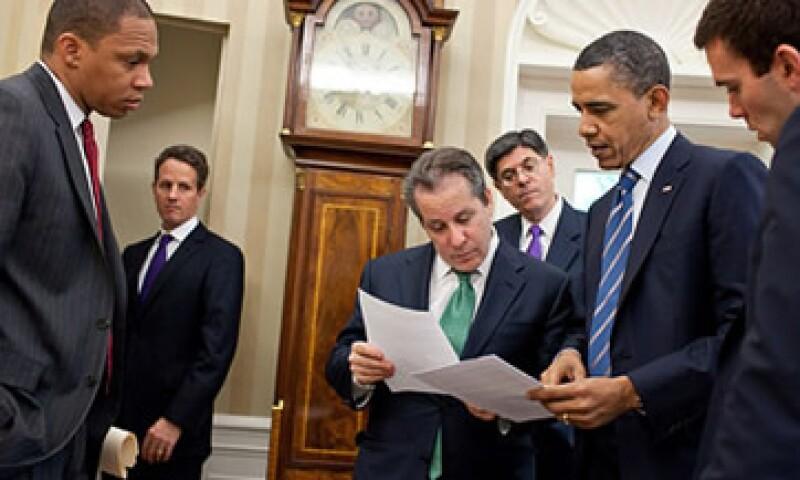 En abril, los legisladores establecieron el tope del gasto discrecional en 1.050 billones de dólares (bdd) para el actual año fiscal. (Foto: Cortesía CNNMoney)
