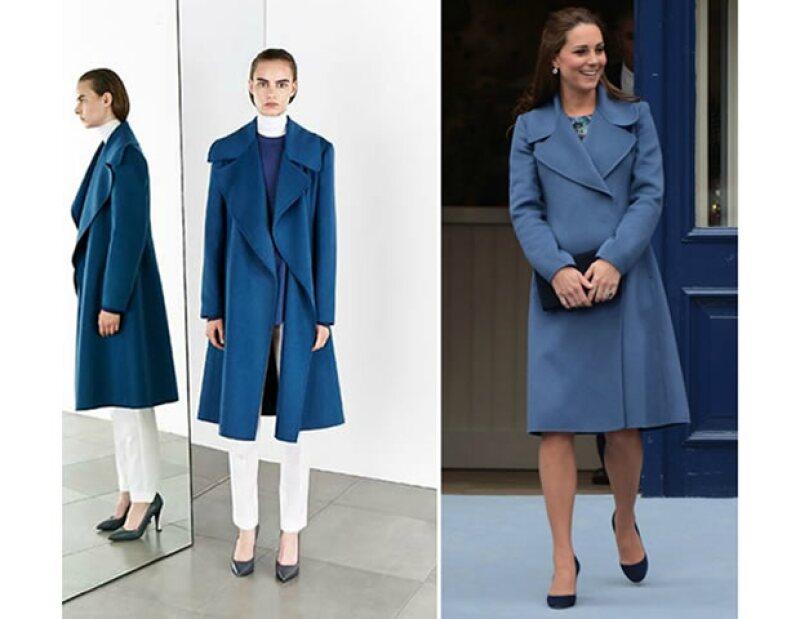 Kate Middleton y su gusto por Max Mara