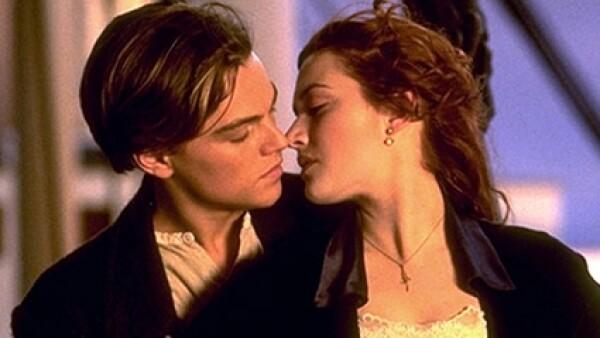 Leo DiCaprio y Kate Winslet fueron la pareja del momento cuando estelarizaron `Titanic´.
