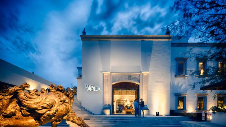 Live Aqua San Miguel de Allende, a detalle