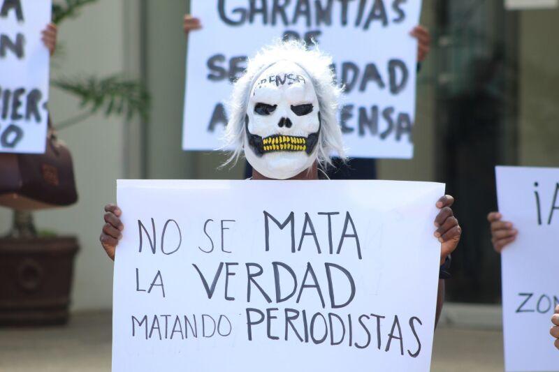 México, entre los países con menos libertad de prensa: ranking mundial de RSF