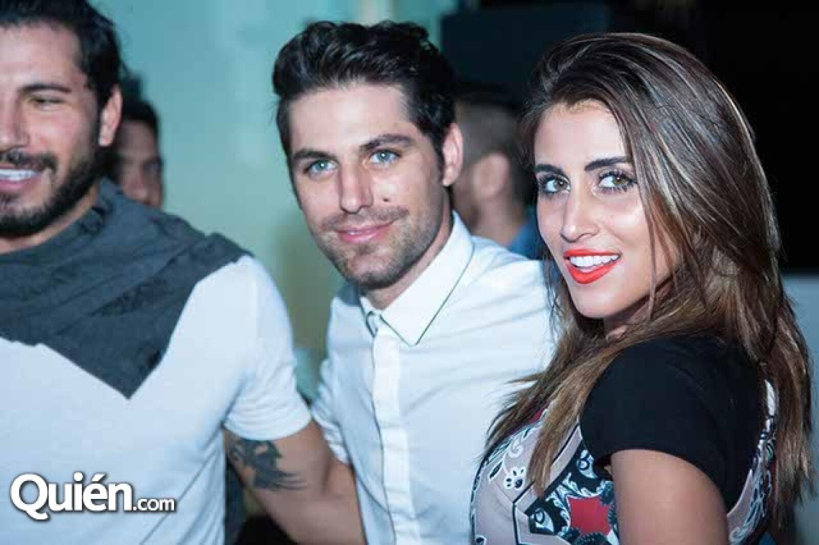 Renato López y Sofía Rivera Torres