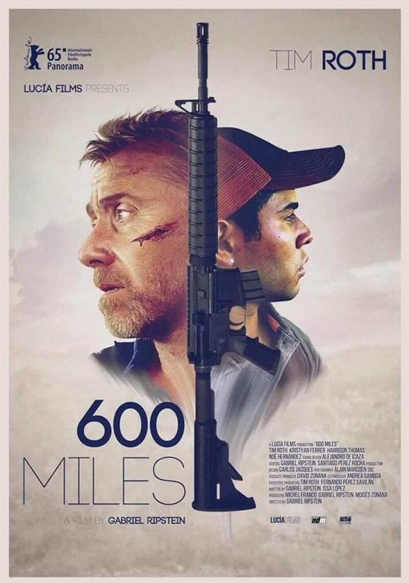 Tras haber triunfado en Berlín, 600 millas cautivó al público la semana pasada en el Festival de Cine de Guadalajara.