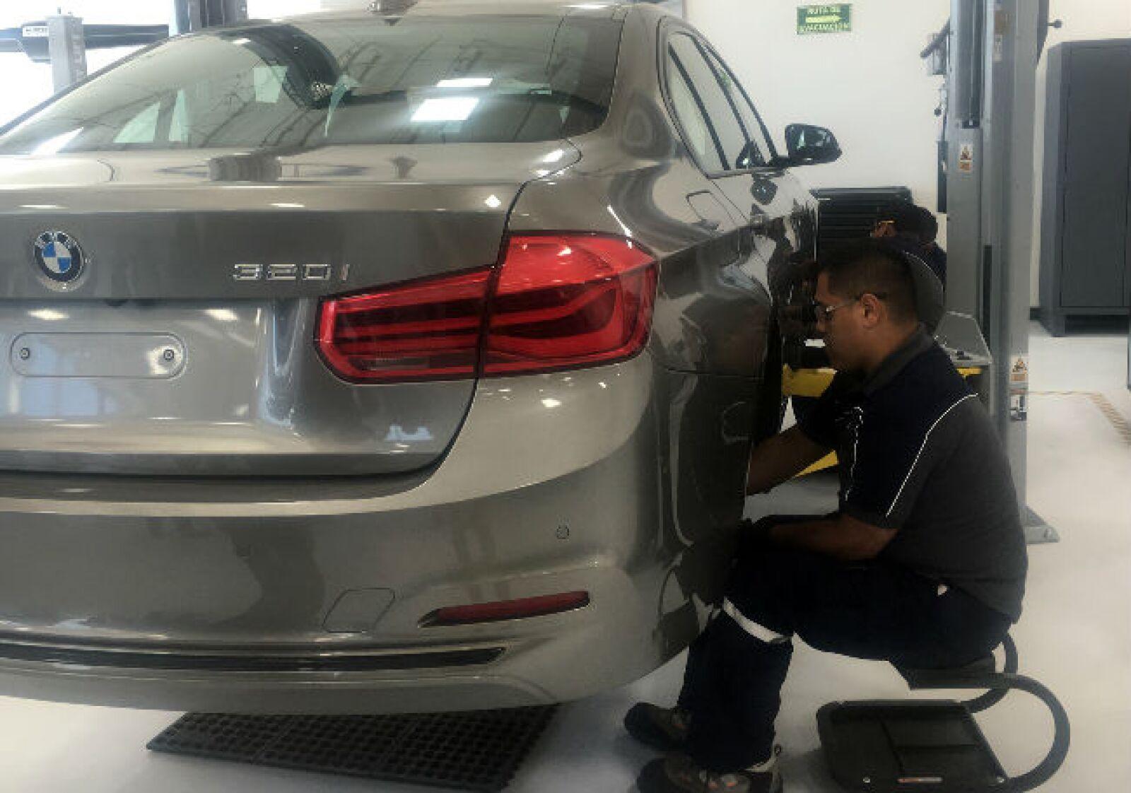 Centro de Entrenamiento de BMW 3