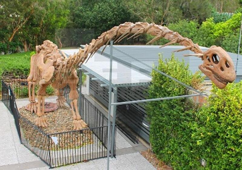 Dinosaurio2 Parque Jur�sico