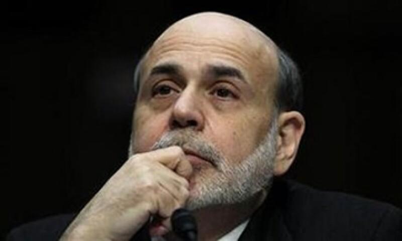 Bernanke reconoció que el PIB de EU se encuentran debajo de la línea de la tendencia de crecimiento. (Foto: Reuters)
