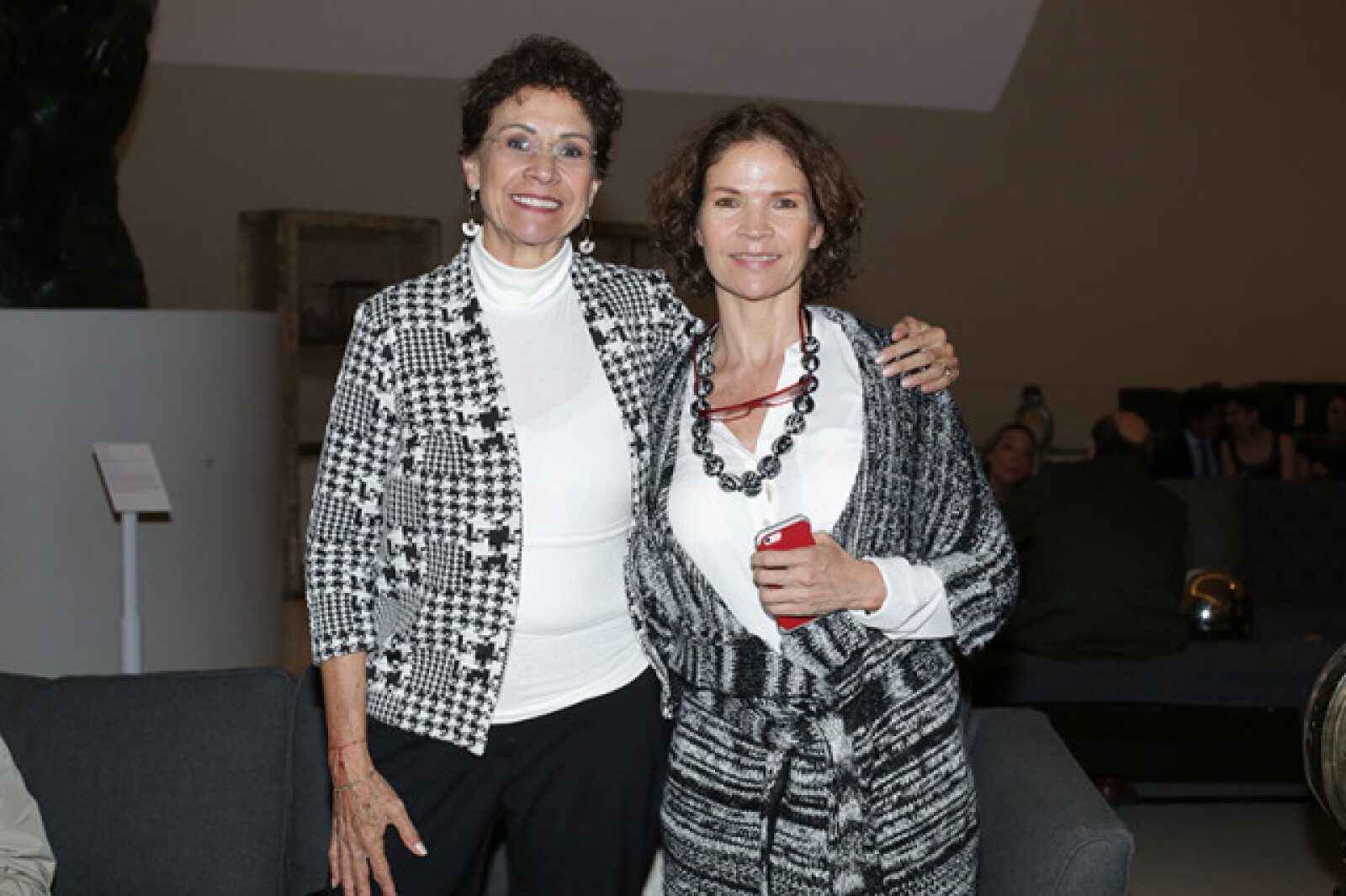 Gabriela y Laura Durazo