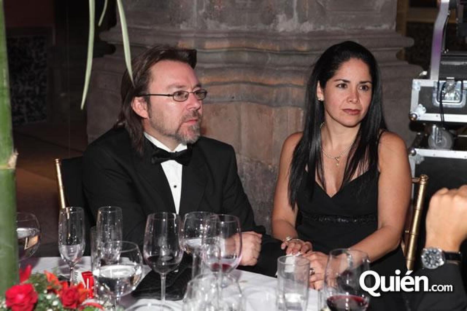 Silvestre López Portillo,Marcela López Portillo