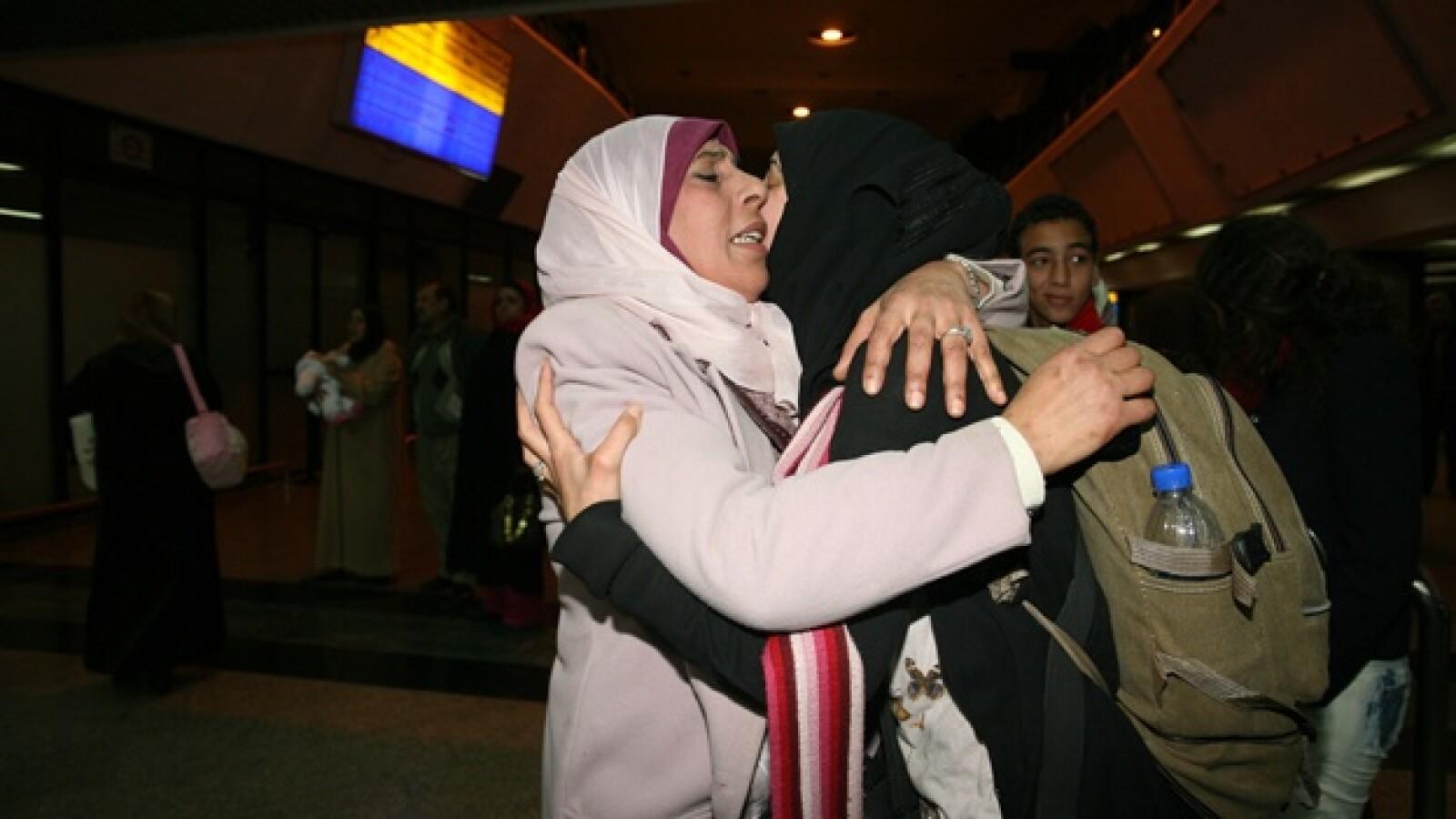 Mujeres en Marruecos