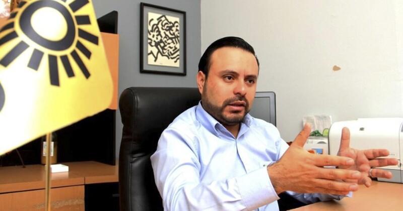 Estratega político de Benjamín Robles Montoya, pretende volver al Congreso local por la vía plurinominal, pero bajo las siglas del PT. (Foto: Cortesía/Jesús Romero López)