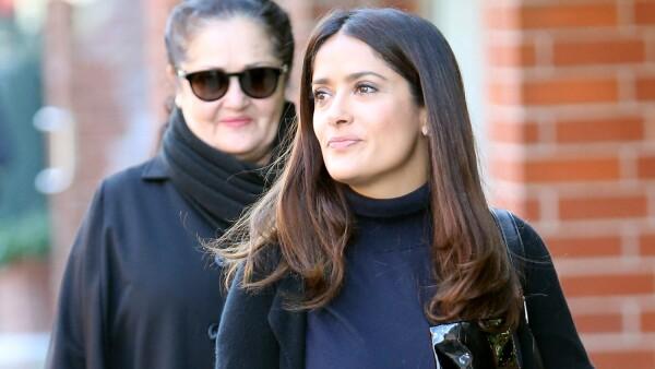 Salma Hayek, Diana Jiménez