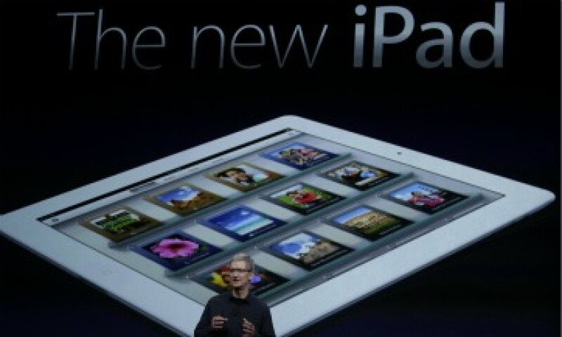 La nueva iPad tiene mejor resolución de pantalla y más memoria que Xbox y PlayStation, según un desarrollador. (Foto: AP)