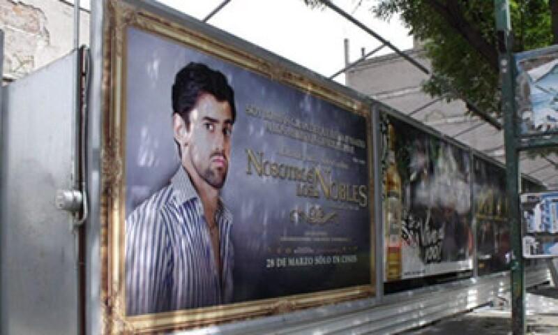 La campaña de publicidad 360 de 'Nosotros Los Nobles', le trajo 340 millones de pesos en taquilla.(Foto: Archer Troy )