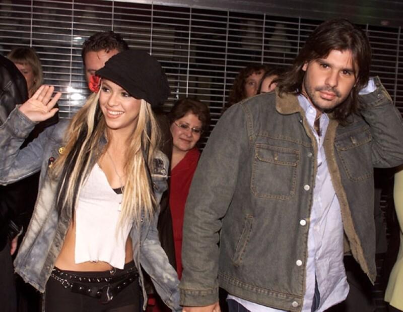 Antonio de la Rúa y Shakira tuvieron una relación de 11 años.