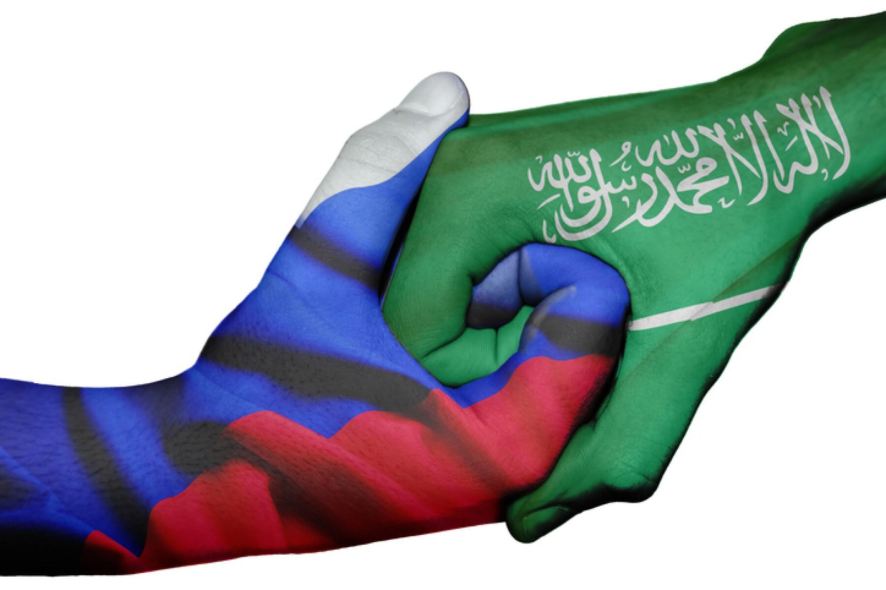 Rusia vs Arabia Saudí