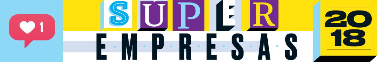 Súper Empresas 2018 / header desktop