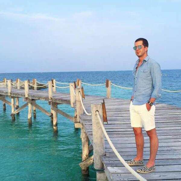Jaime González - Productor de eventos e interiorista