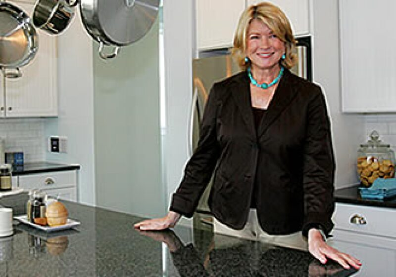 Martha Stewart fue declarada culpable el 10 de marzo de 2004, en cuatro cortes diferentes, por obstruir la justicia. (Foto: AP)