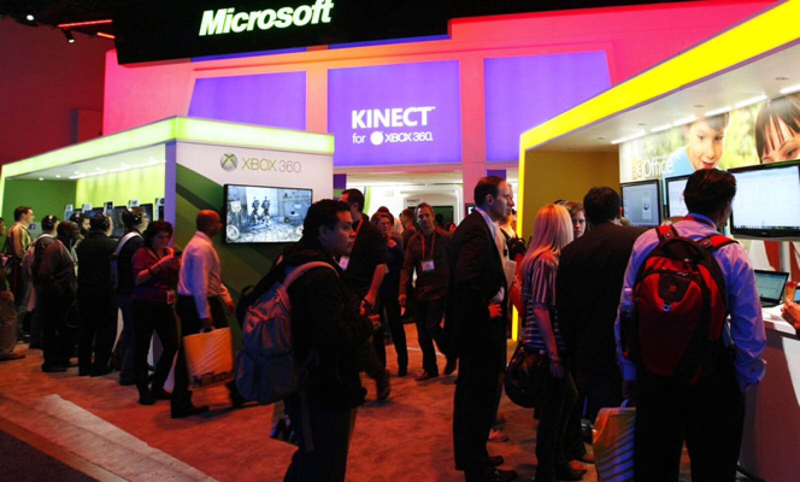 Microsoft presentó su tienda virtual con el nombre de Windows Store.