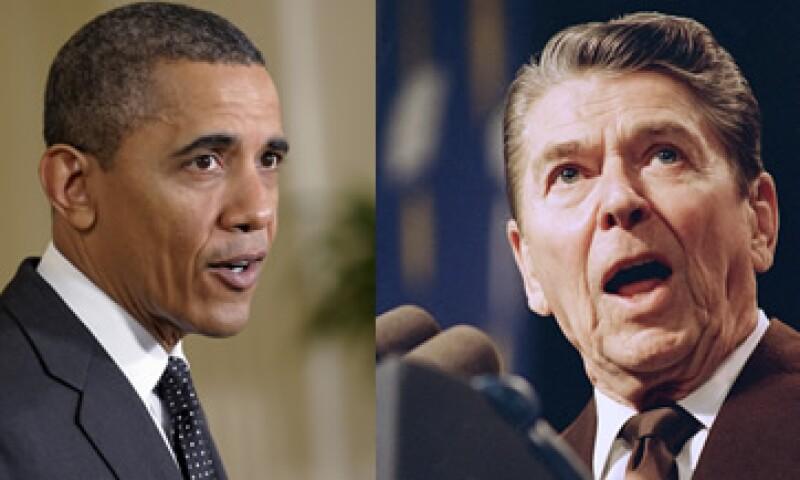 Obama puede destacar un crecimiento de 1.8 millones de trabajos en 2011. Una mejoría bienvenida, pero tibia en comparación con la de Reagan. (Foto: AP)