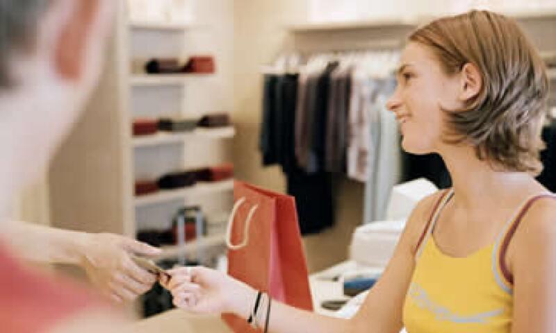 La ANTAD dijo que el mejor desempeño se vio en el segmento de ropa y calzado. (Foto: Thinkstock)