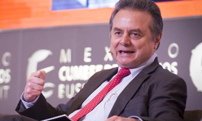 La inversión en el sector energético será de 50,000 mdd en el sexenio, estimó Pedro Joaquín Coldwell. (Foto: Jesús Almazán )