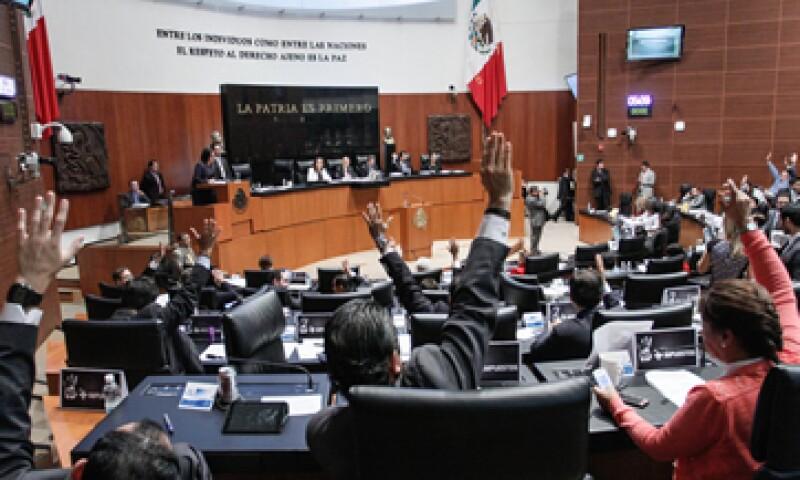 Con el fin de agilizar la discusión en particular, los senadores acordaron agrupar algunas de las reservas. (Foto: Cuartoscuro)