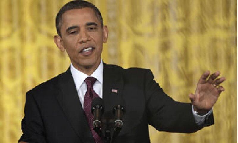Obama destaca el recorte por un millón de millones de dólares consensado entre legisladores, pero dice que serán necesarios más ahorros. (Foto: AP)