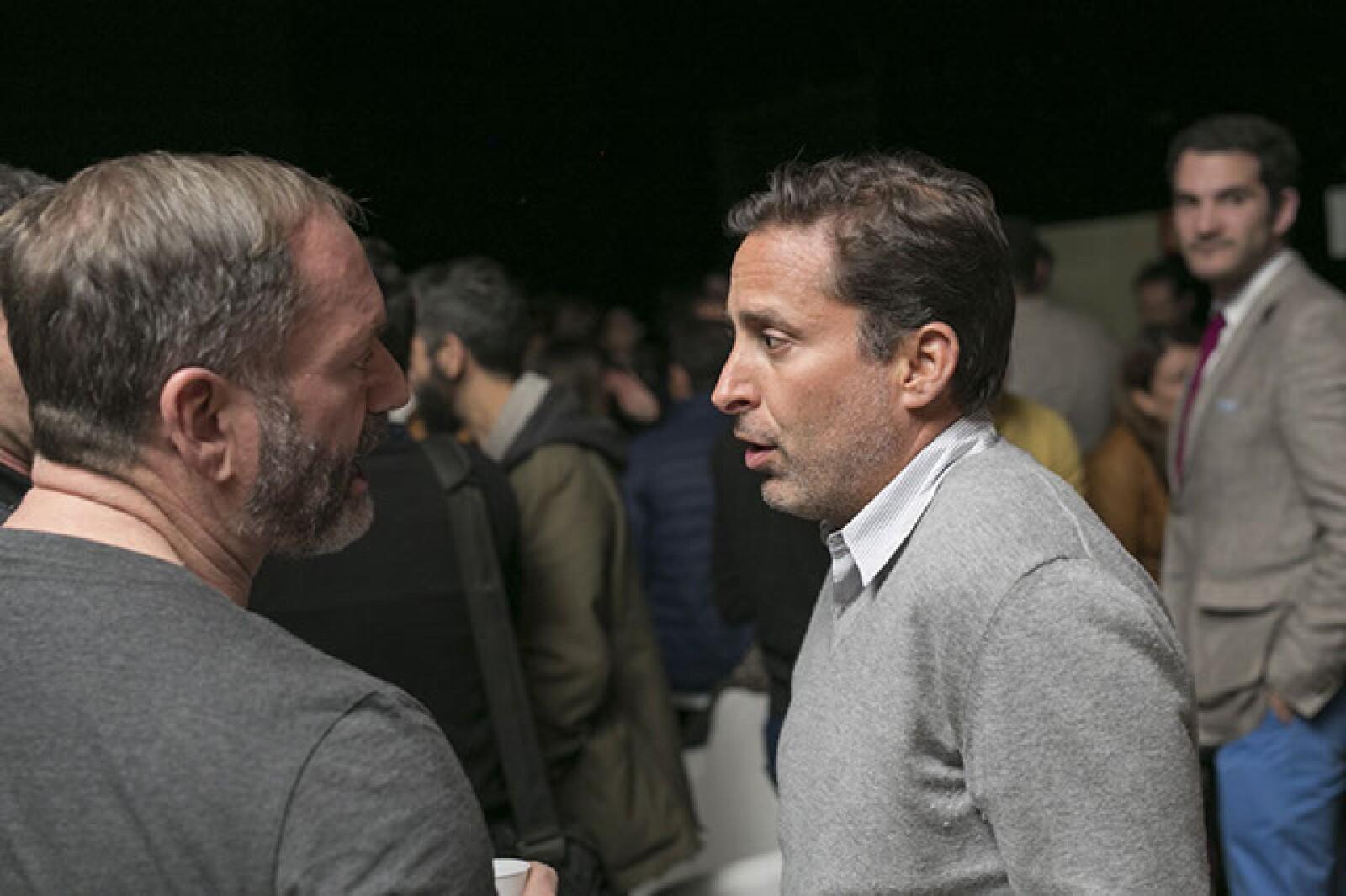 Pablo de Val y Moisés Micha