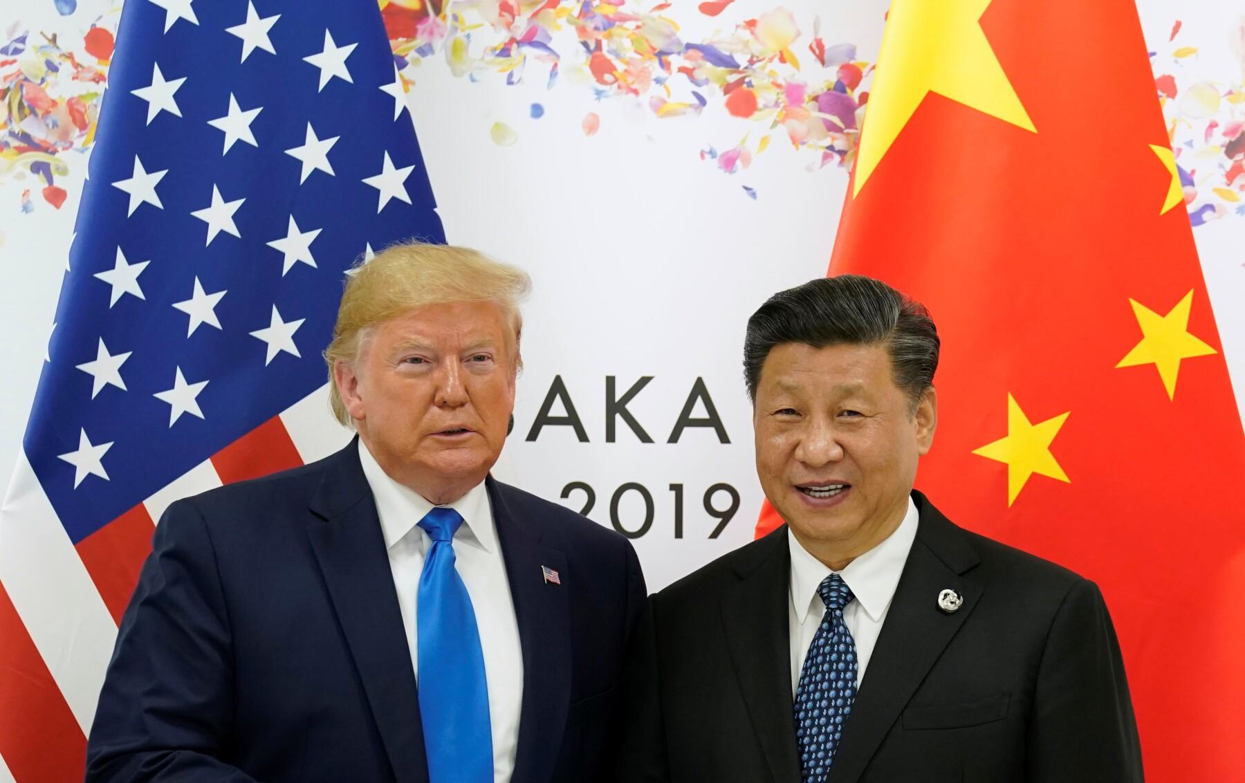 China Estados Unidos Trump Xi