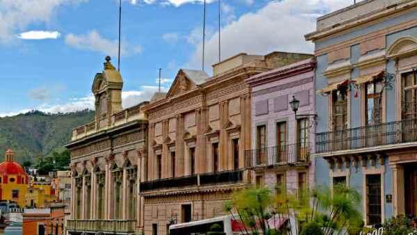 Centro hist�rico Guanajuato