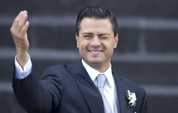 El gobernador mexiquense es cliente asiduo a la exclusiva tienda.