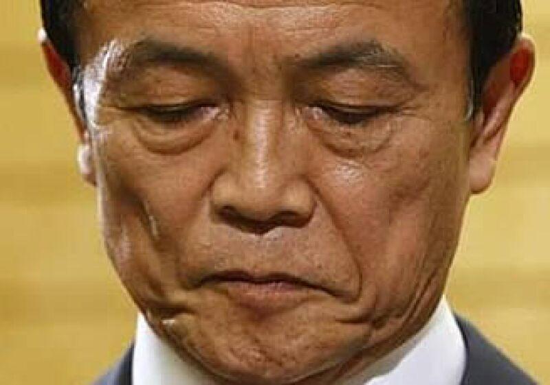 El Partido Liberal Democrático de Taro Aso perdió la mayoría en la Asamblea durante los recientes comicios en Japón. (Foto: Reuters)