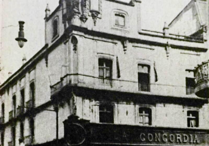 Caf� Concordia 1