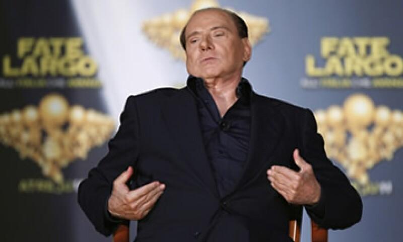 Berlusconi prometió presentar su renuncia tras la aprobación de las reformas. (Foto: Reuters)