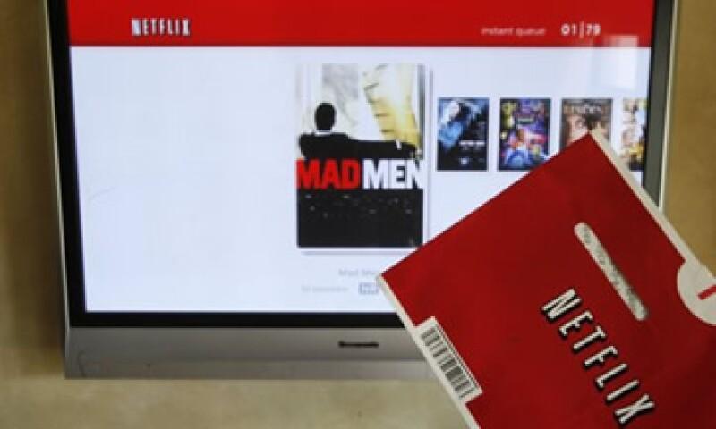 Netflix dio marcha atrás a la escisión de su negocio de DVD, admitiendo que se trató de un 'acto de arrogancia'. (Foto: AP)