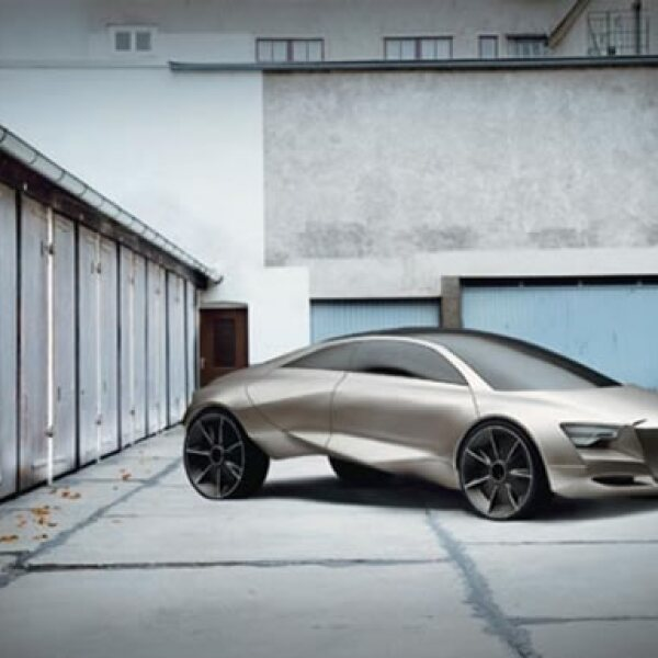 Durante el proceso creativo, los diseñadores de Audi apoyaron a los estudiantes, quienes satisficieron a Wolfgang Egger 'por su respuesta brillante y convincente' según dijo.