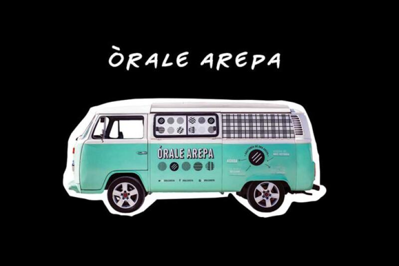 Órale Arepa