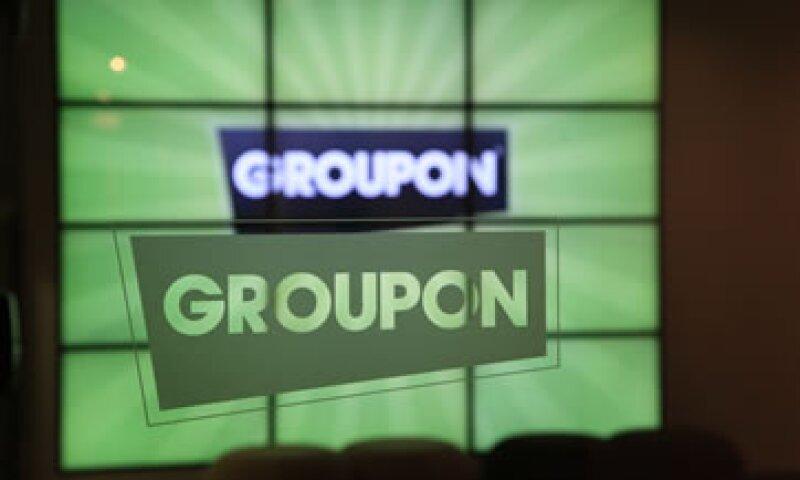 En un esfuerzo por diversificarse, Groupon ha creado una sección de venta de productos denominada Goods.  (Foto: AP)