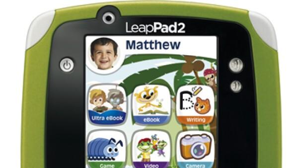 Entre los juguetes más buscados de este año está la tableta LeapPad 2 Explorer, de LeapFrog Enterprises. (Foto: Reuters)