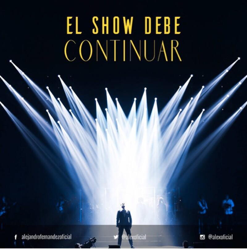 El cantante confirmó este viernes que él sí viajaba en la camioneta que se volcó en Zapopan, Jalisco, el miércoles y aseguró que se encuentra recuperándose en casa.