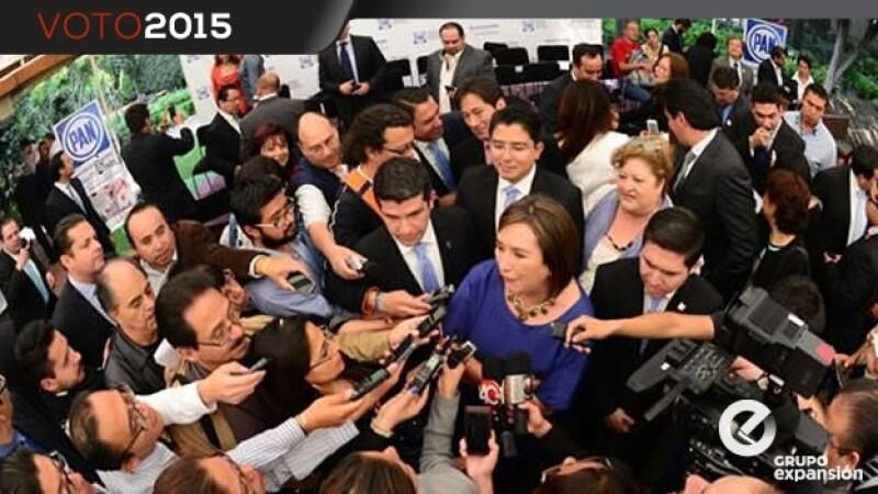 candidata del pan a la Miguel Hidalgo presenta su declaración patrimonial