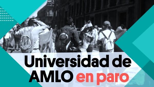 La crisis que estalló en una Universidad del Bienestar | #Clip