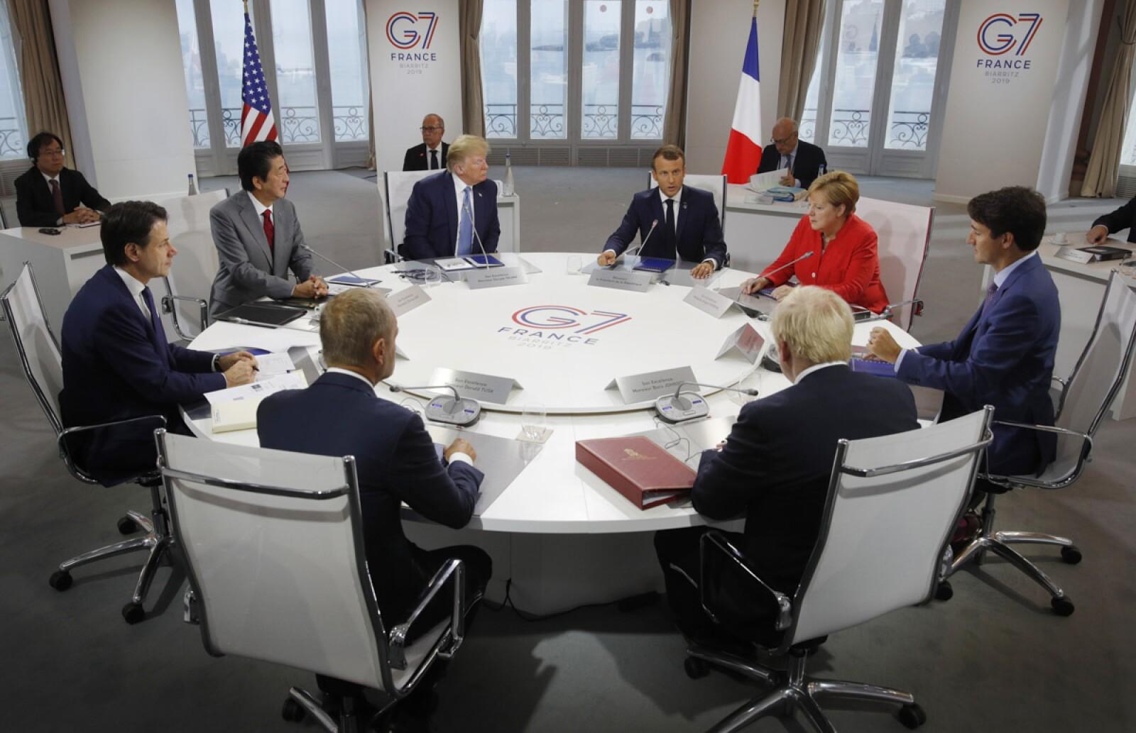 G7 Francia
